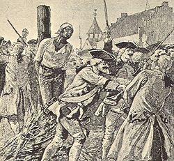 Image result for New York Slave Revolt of 1712