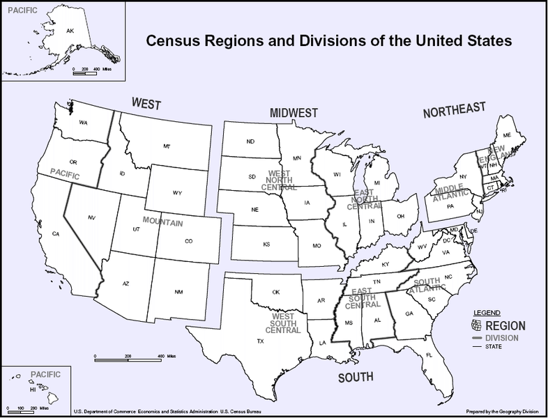 File:Census Regions and Divisions.jpg.PNG - The Peopling of ...