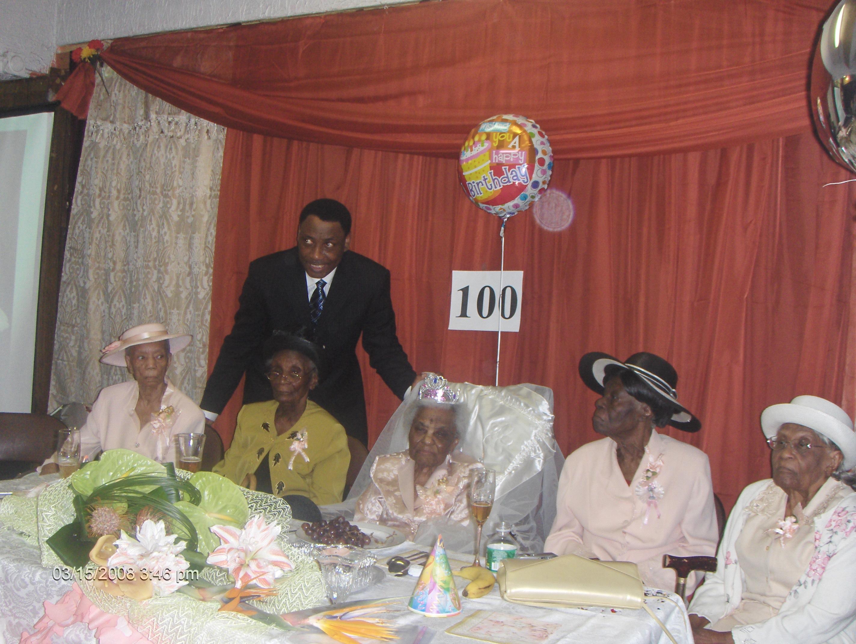 ImageThe Birthday Party