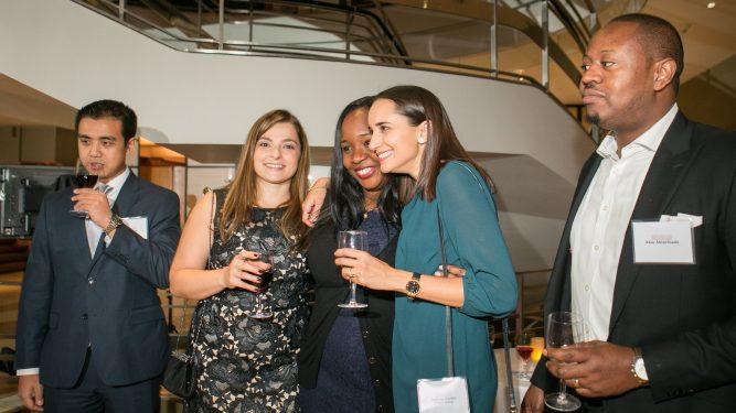 Alumni reunion 2015 Rubin Museum