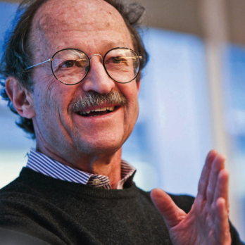 Photo of Professor Harold Varmus