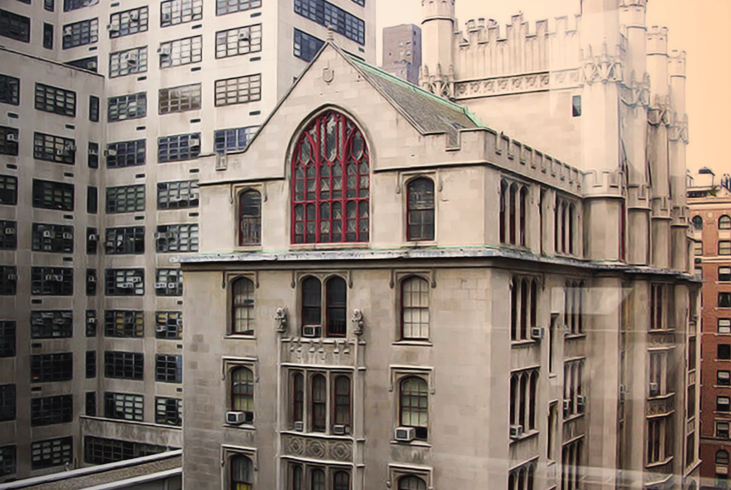 Photo of Hunter College