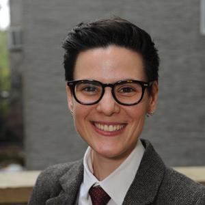 Pre Health Advisor Vanessa Iaffa
