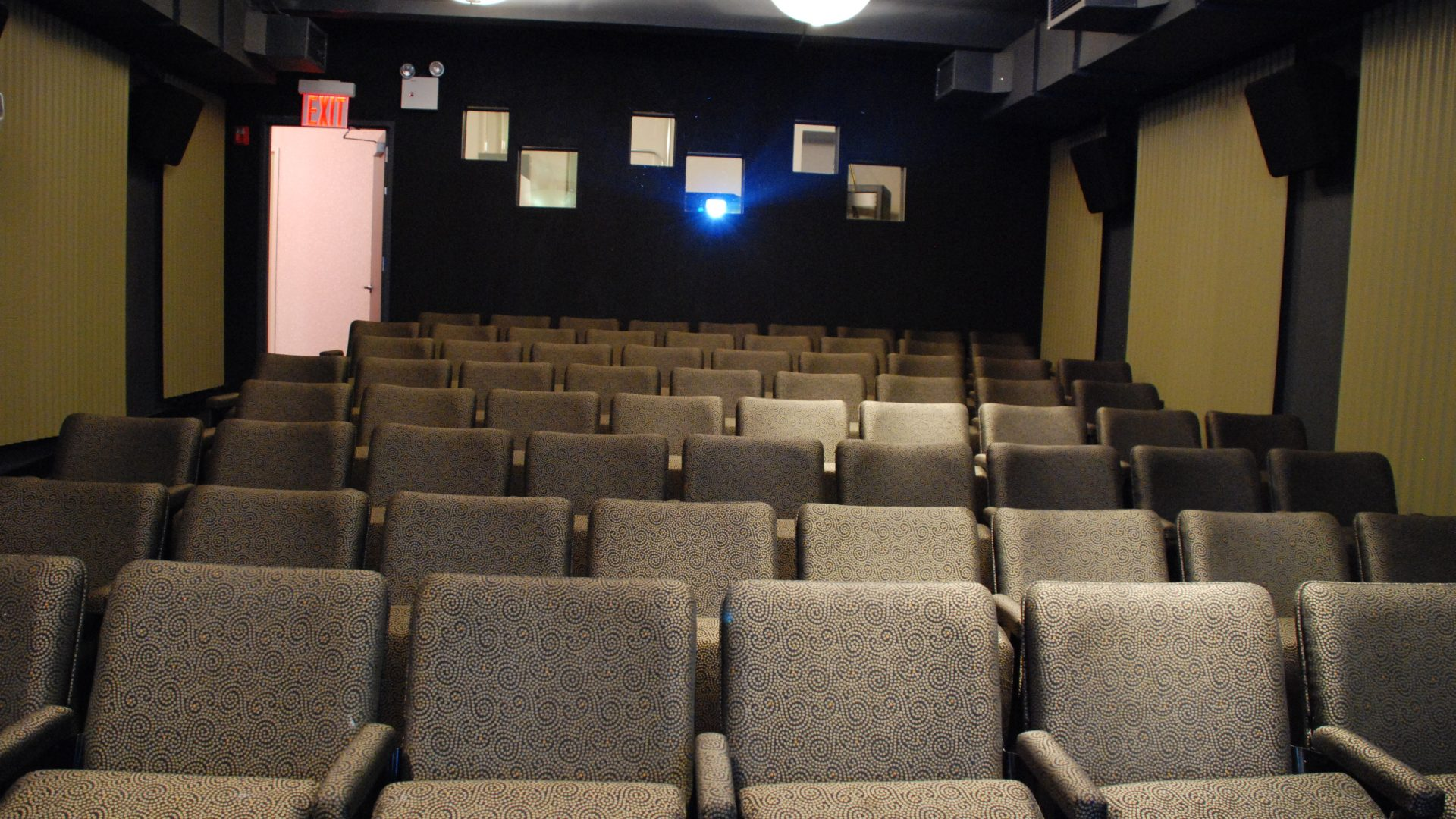 Macaulay Screening Room