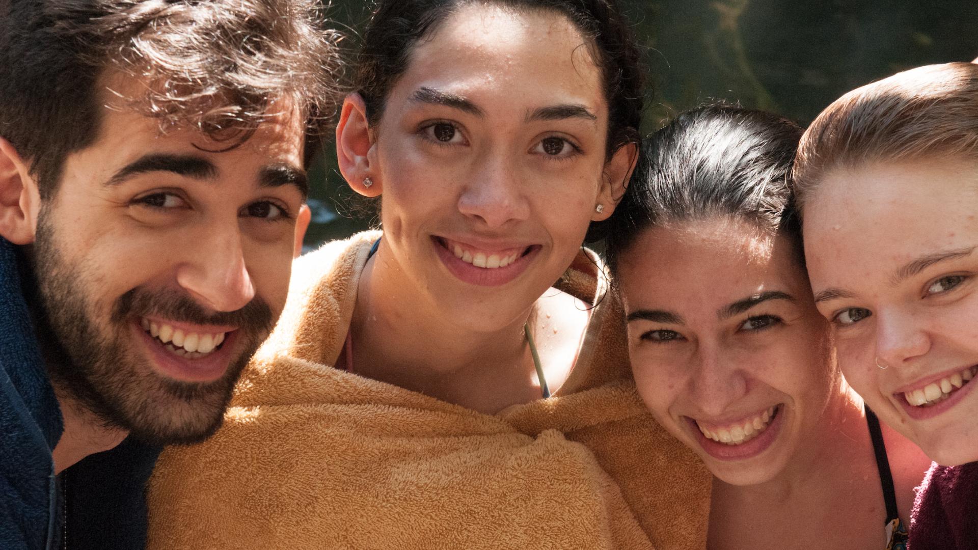 Supported Opportunities: Evyatar Cohen, Leanne Gonzalez, Zahava Hirsch, Anna McPherran in Cuba, 2016