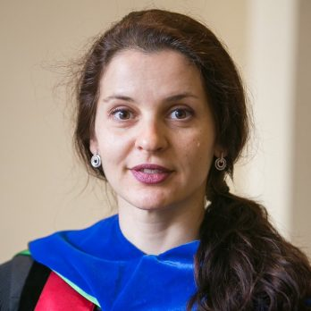 Advisor at City College Irina Stoyanova