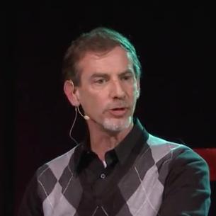 Darren Staloff delivers a TED Talk