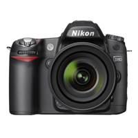 NikonDX80DigitalSLR