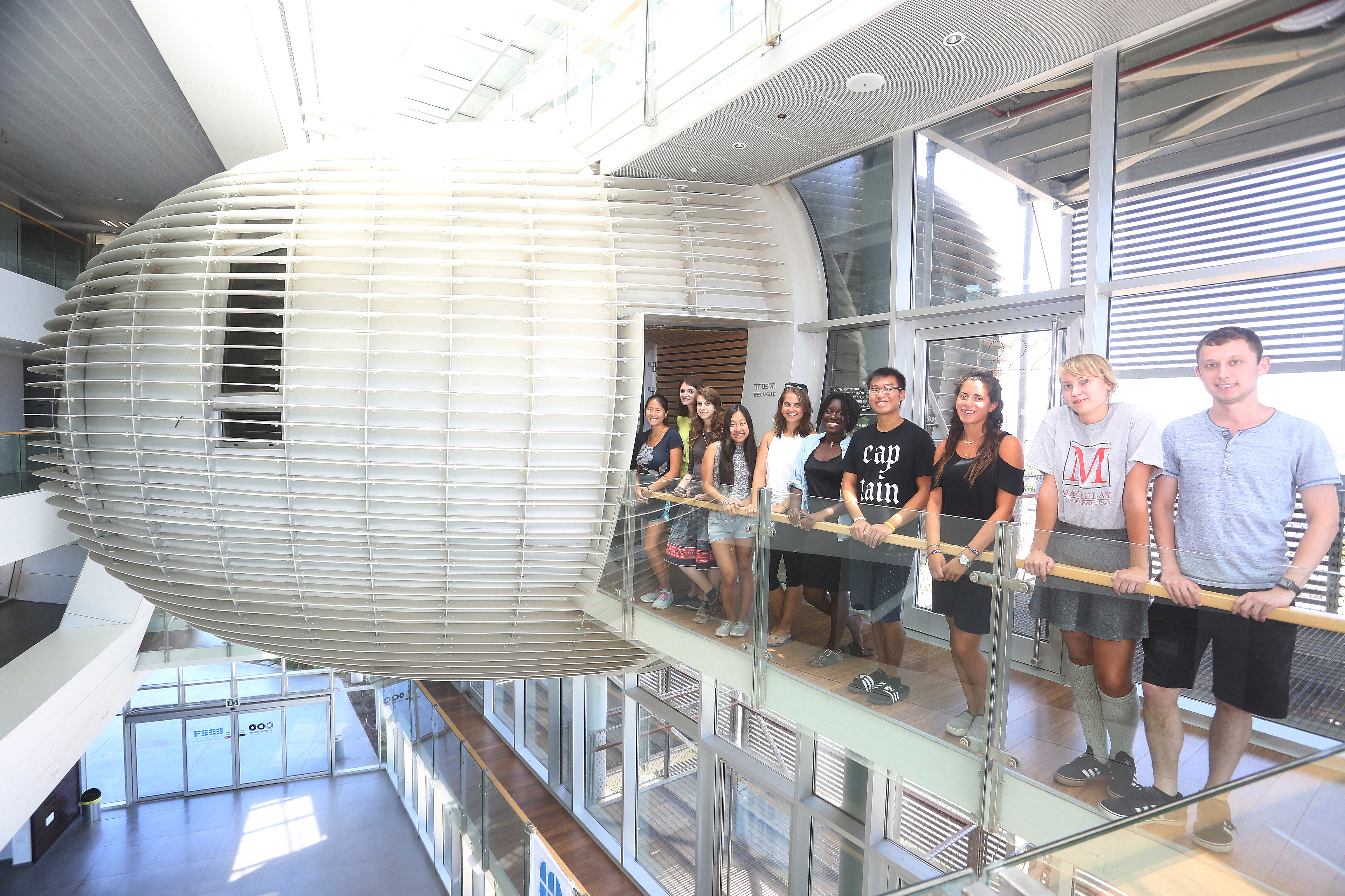 Tel Aviv Study Abroad