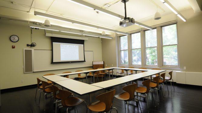 Macaulay Classroom