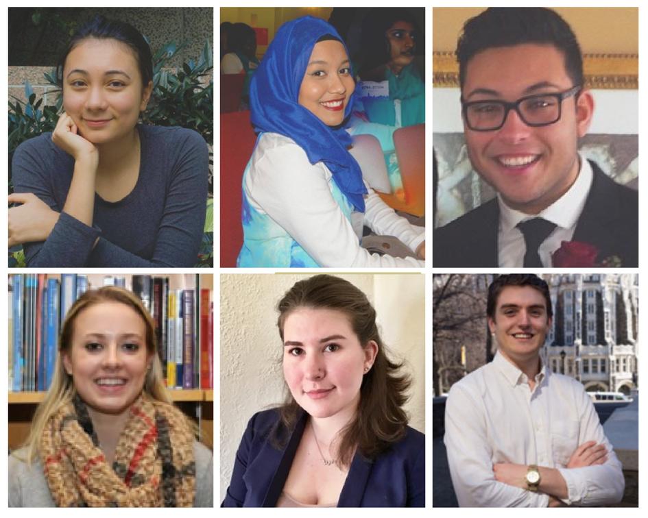 2017 Macaulay Kenan Scholars Winners