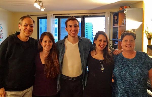 Krawczyk family