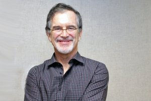 Photo of cartoonist Garry Trudeau