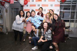 2017 Senior Awards event. Photo by Macaulay Scholars Council