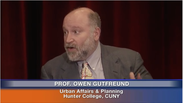 CUNY Forum: New York's Aging Infrastructure