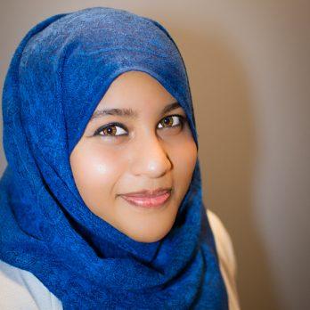 Image of Nusaybah Quasem, the Student Development Coordinator