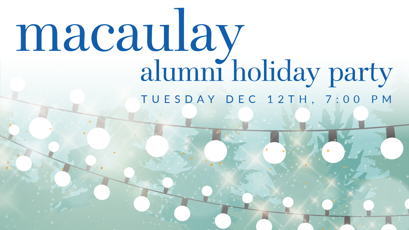 Macaulay Alumni Party