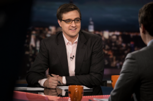 Chris Hayes, host of All In With Chris Hayes