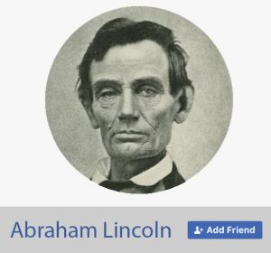 Hertog lecture on Abraham Lincoln and friendship