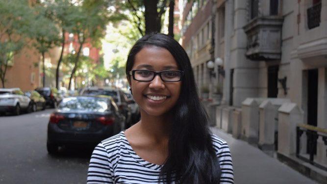 Melissa Lent '20 (Hunter) Jeannette K. Watson Fellowship winner