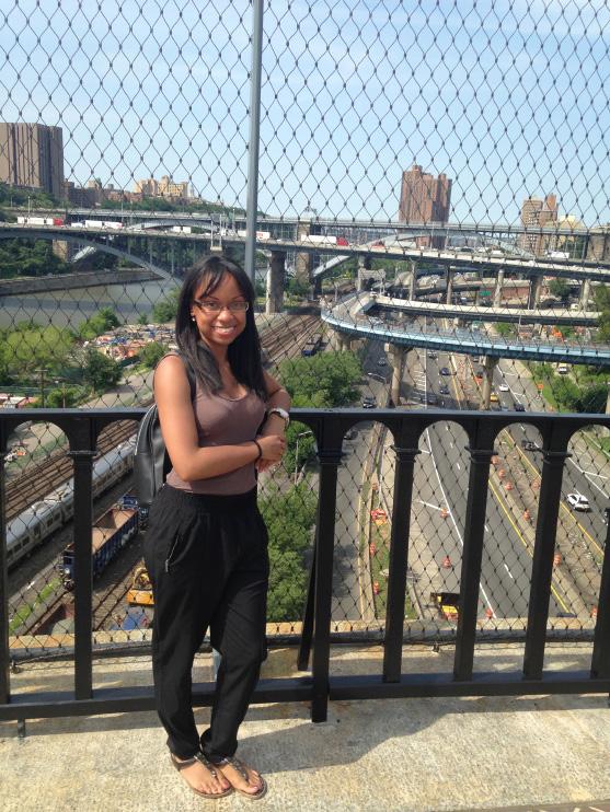 Photo of Angelique Woods