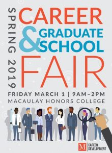 Career Fair Spring 2019