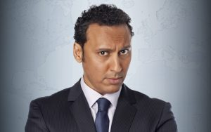 Macaulay Honors College Class of 2019 Commencement Speaker Aasif Mandvi
