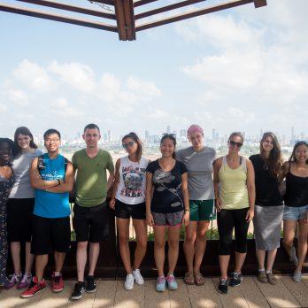 Macaulay Study Abroad Tel Aviv Israel July 2016