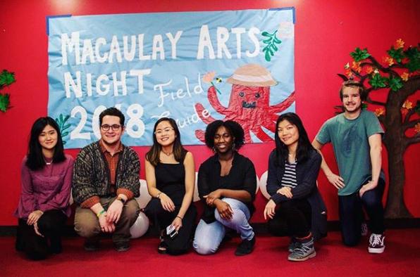 Arts Night 2018