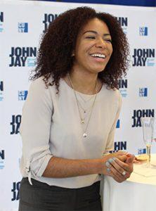 Briana Merritt '18 (John Jay)