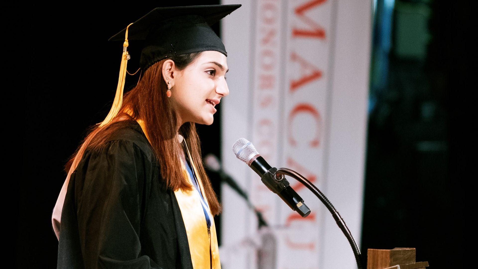 Vasiliki Savvides | Commencement Remarks from the Class of 2019