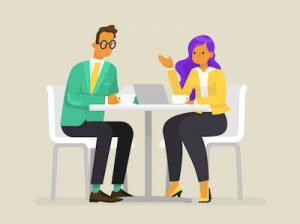The Importance of Talking to Your Coworkers