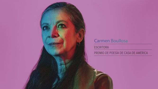 Carmen Boullosa in Forbes