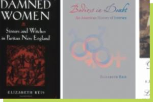 Trio of Books by Prof. Elizabeth Reis