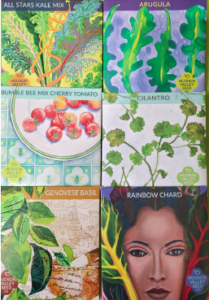 Hudson Valley Seed Company Art Pack