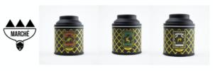 Marché Rue Dix Assortment of Imported Teas