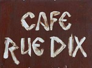 Gift Card to Café Rue Dix Restaurant