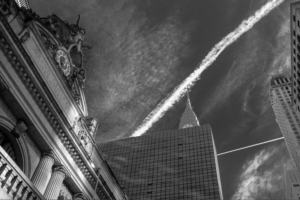 Grand Central Skies as seen by Michael Grohman