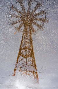 Parachute Jump as seen by Michael Grohman