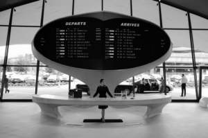 TWA Terminal photographed by Michael Grohman