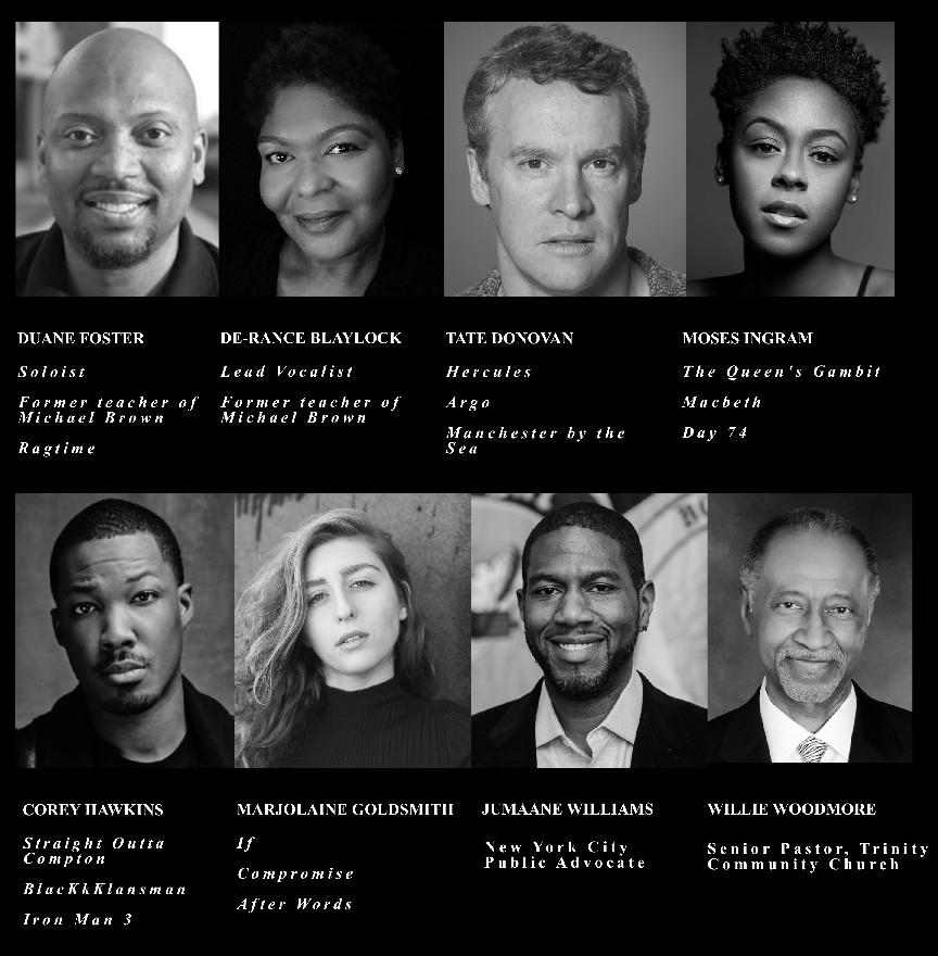 Antigone in Ferguson Cast