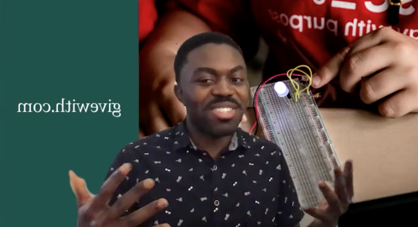 Professional Lunch Series - Tech With Daniel Obeng