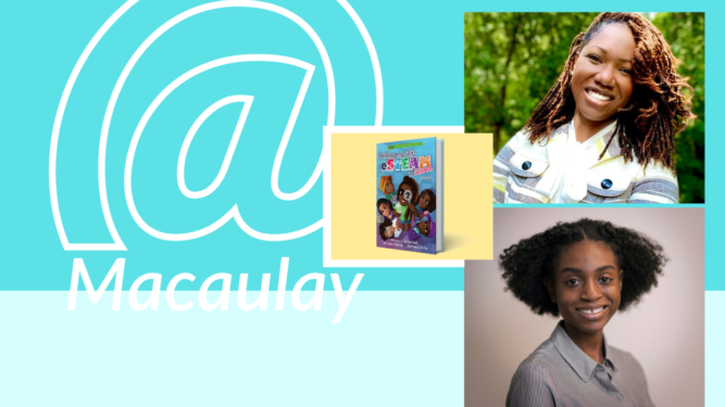 Macaulay Author Series with Dr. Yasmine Daniels '08