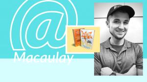 @Macaulay Author Series with Daniel Scarpati '15