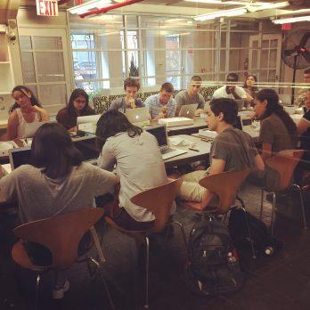 Macaulay Class of 2021 First Year Orientation