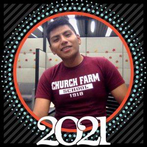 Carlos Perez Valle '21 (Lehman)