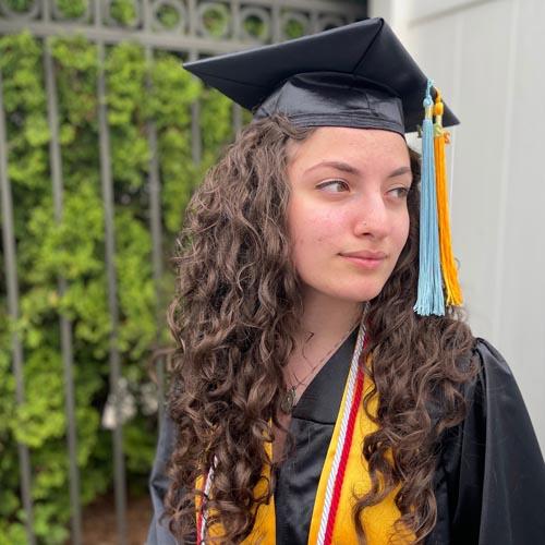 Lauren Silverman '21 (CSI)