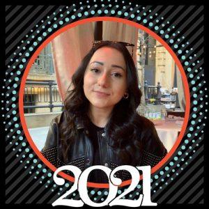 Maya Mekawy '21 (Hunter)