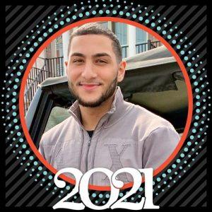 Yoseph Ahmed '21 (CSI)