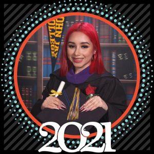 Zaria Goicochea '21 (John Jay)